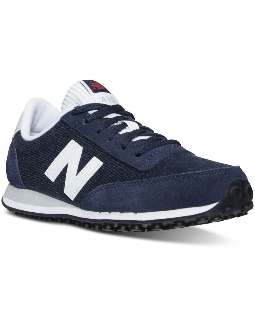 Mens Casual Shoes New Balance Mens 410 Casual Sneakers from Finish Line Casual Shoes Clearance