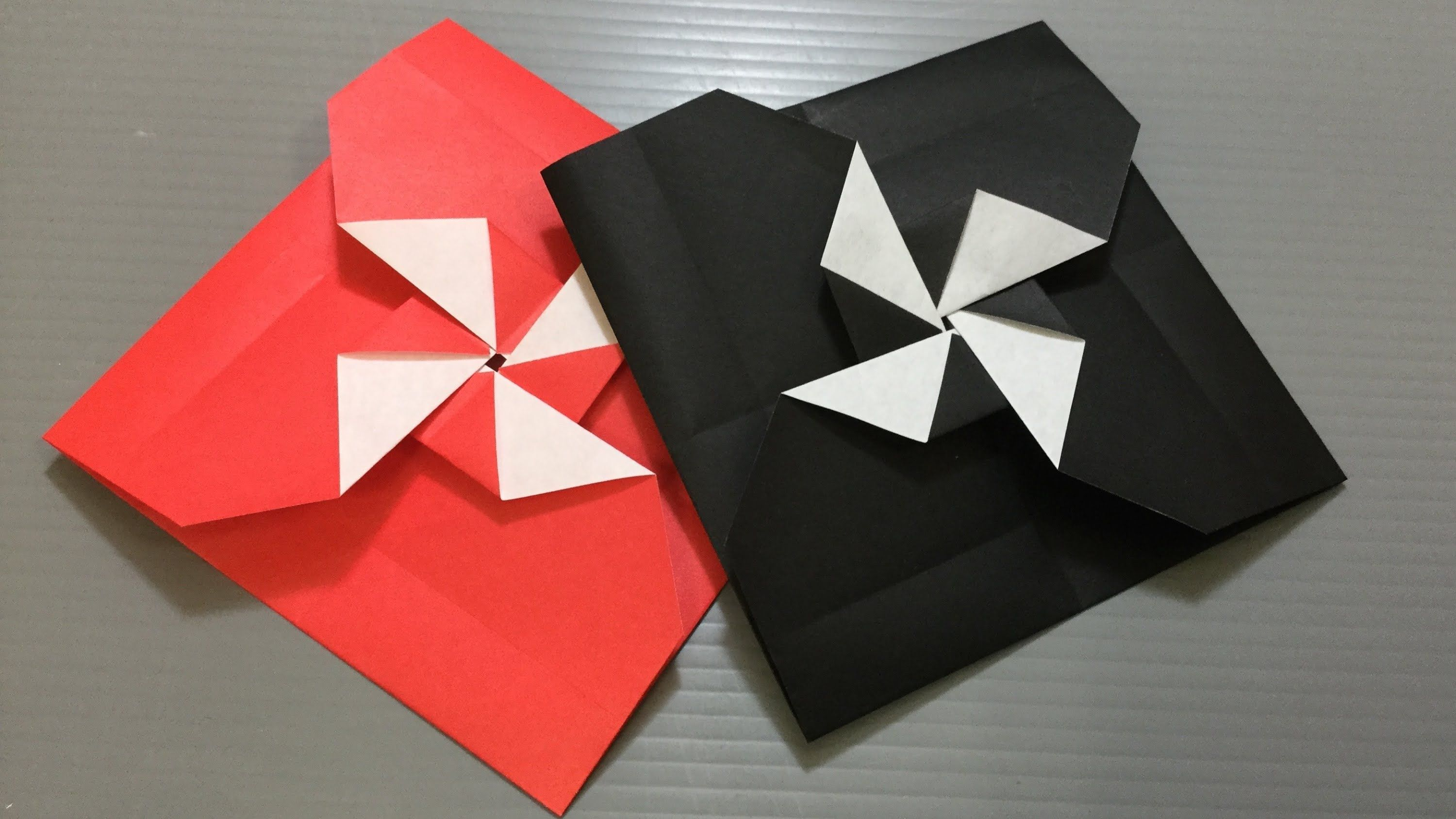 Traditional Origami Tato Wrapping