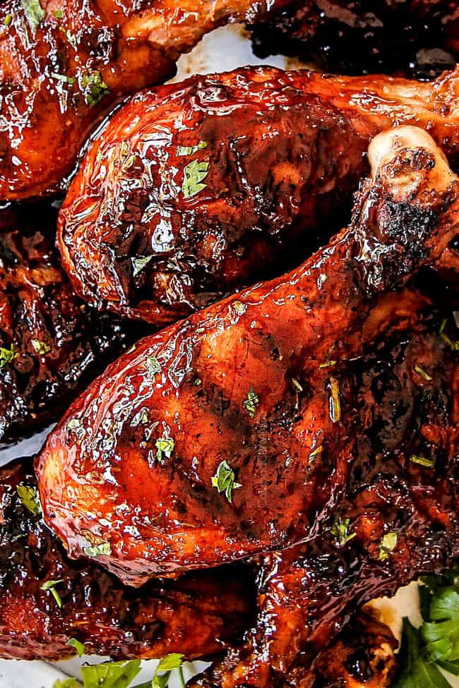 Grilled Bbq Chicken With Homemade Bbq Sauce Video Grilled Bbq Chicken Bbq Chicken Bbq Sauce Homemade