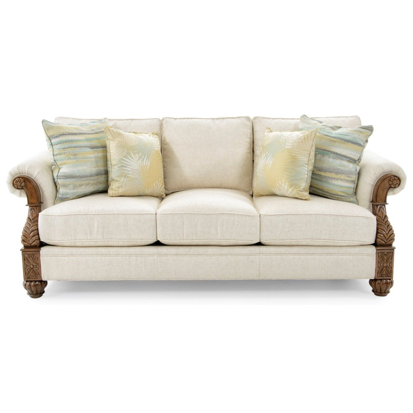 Tommy Bahama Upholstery Benoa Harbour Sofa Married Fabric By Tommy Bahama Home At Baer S Furniture Tommy Bahama Home