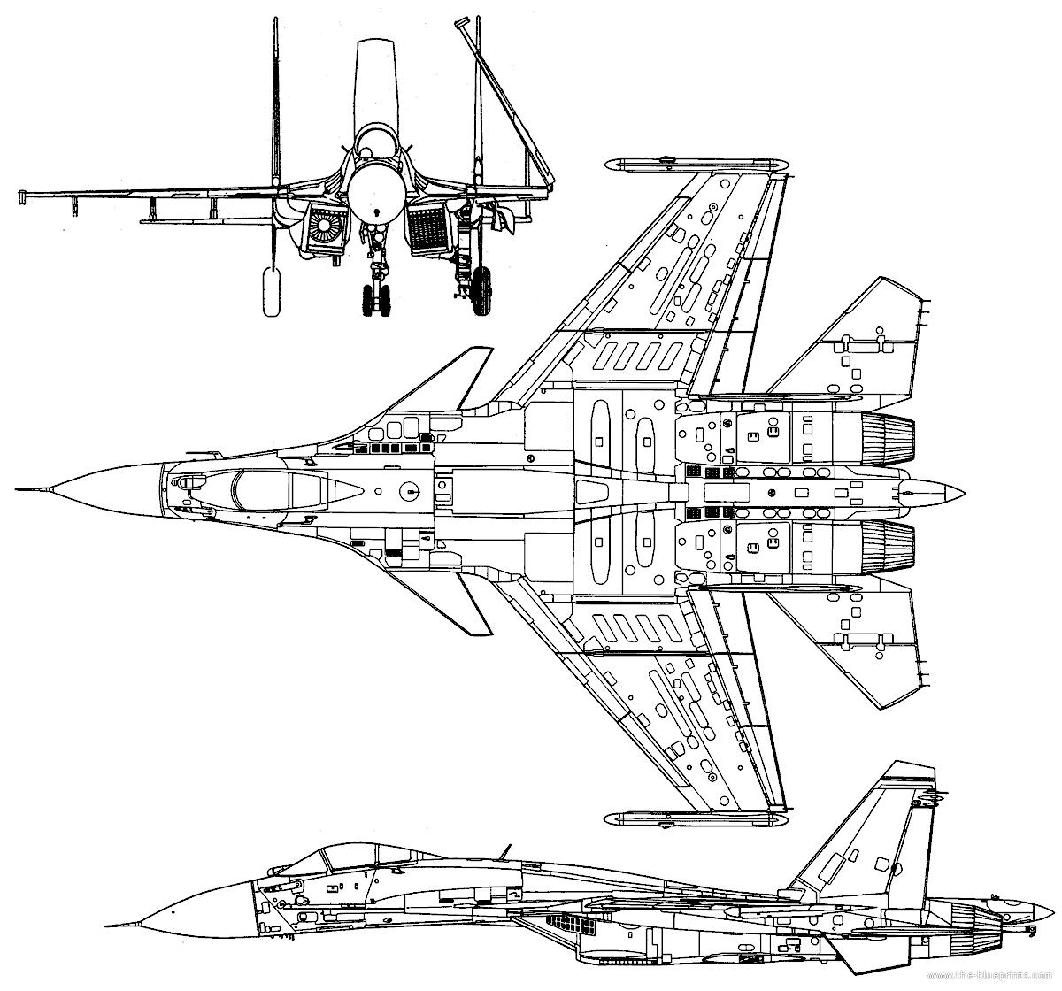 Su-33 Flanker-D (Su-27K)