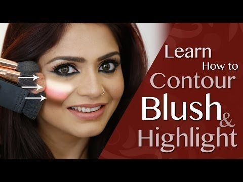 Photo of How To Contour, Blush And Highlight | Easy Contouring Tips | 2017 Makeup Tutoria…