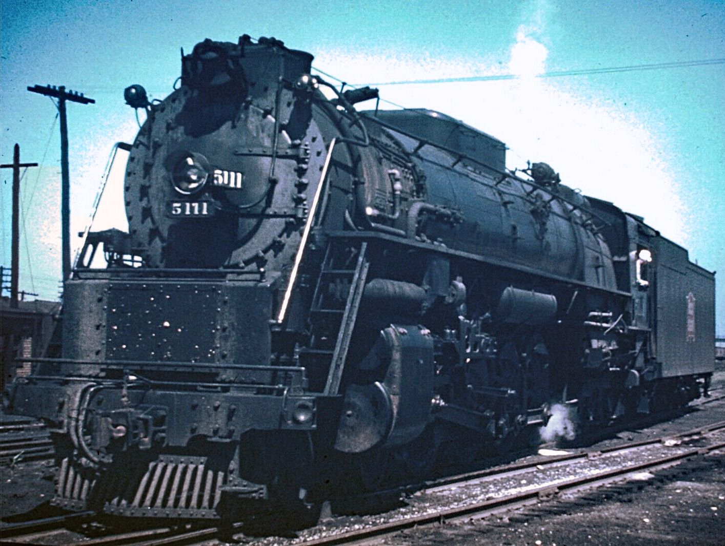 Chicago rock island and pacific railroad in 2020 with