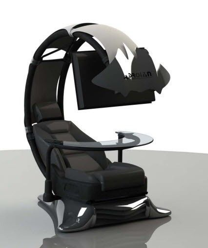 gaming pc chair papasan cushion covers diy for a computer computers in 2019 design cool