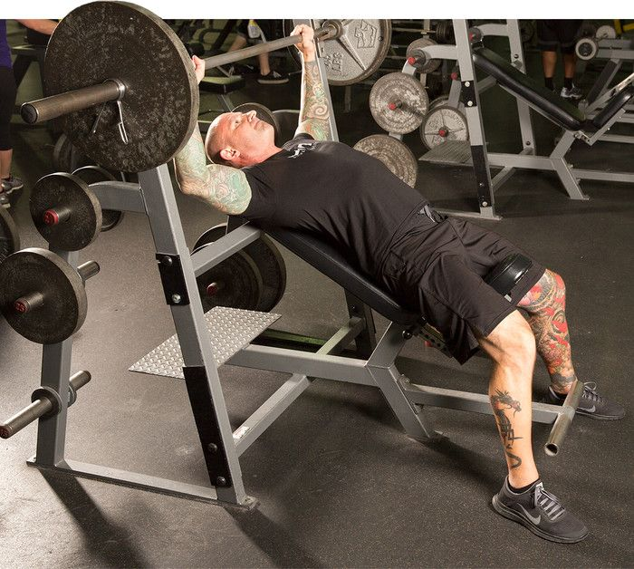 Jim Stoppani S Full Body Giant Set Program Gym Plan Full Body Body