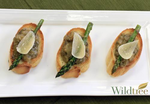 Wildtree's Crostini with Spinach Artichoke