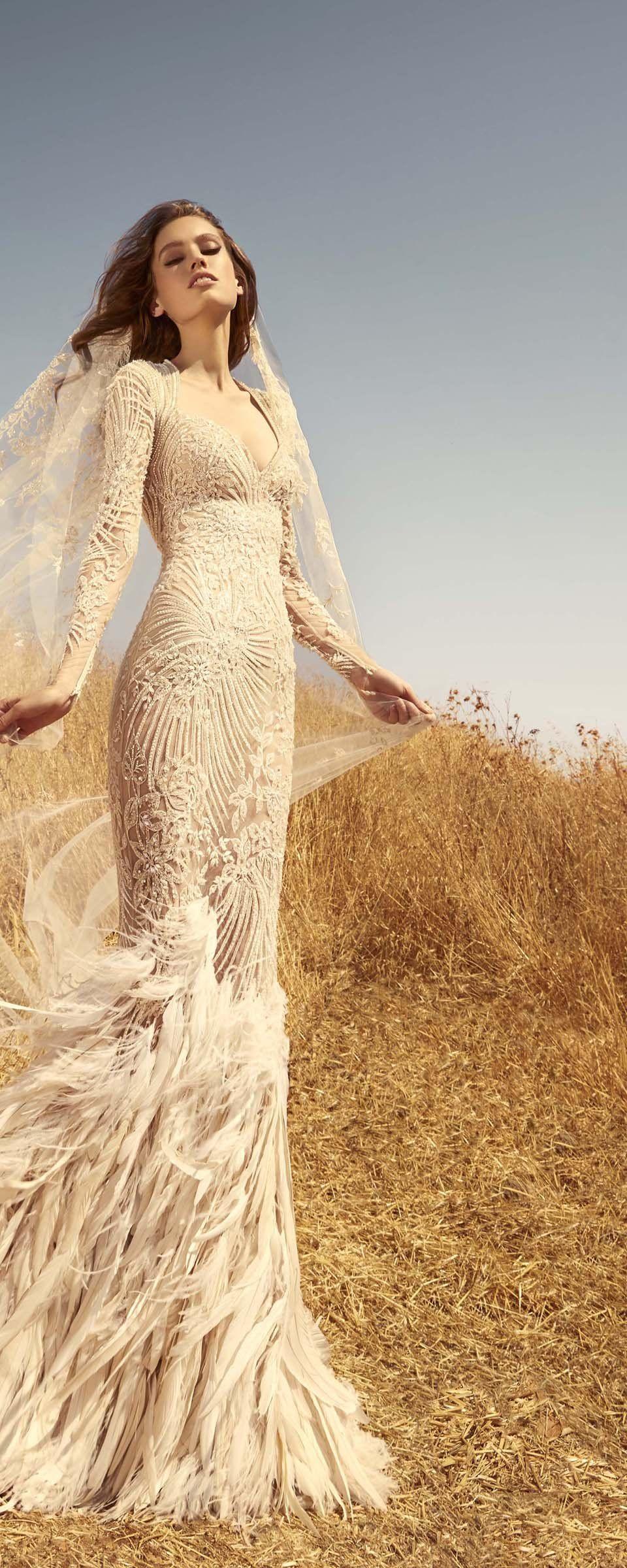 Zuhair Murad Bridal 2020 Bridal Zuhair Murad Bridal Long Wedding Dresses Lovely Dresses