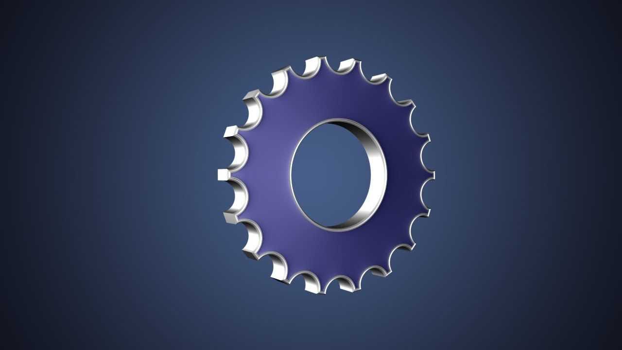 Photoshop Cs6 3d Gear Icon Custom Gear Vector Shape Vector Shapes Photoshop Cs6 Photoshop