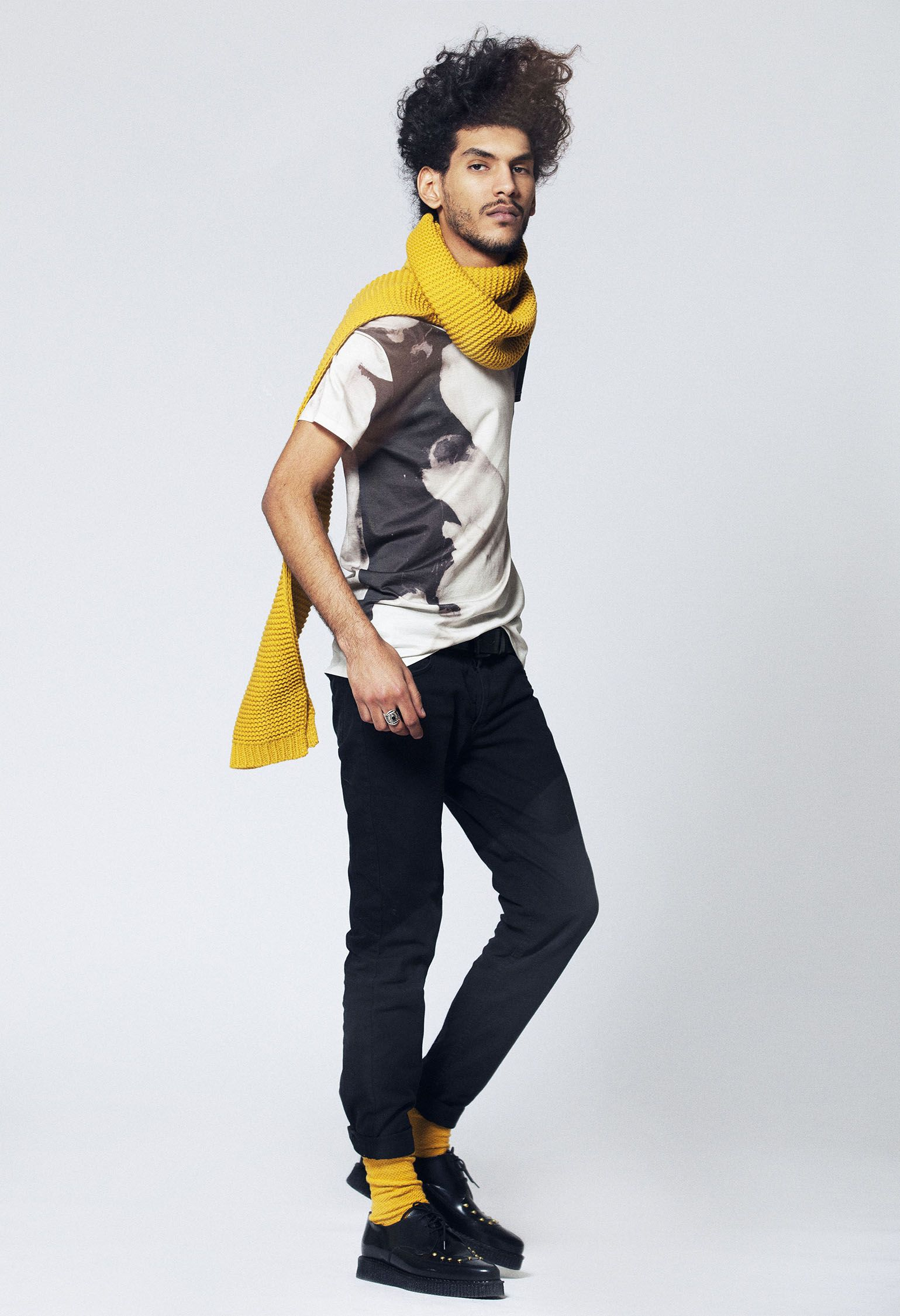 T-shirt Abîme - pour homme - marque Boys don't cry / Men's t-shirt - Boys don't cry brand
