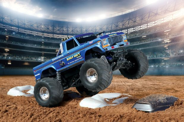 Traxxas RC Recreates the Famed Bigfoot No. 1 Monster Truck