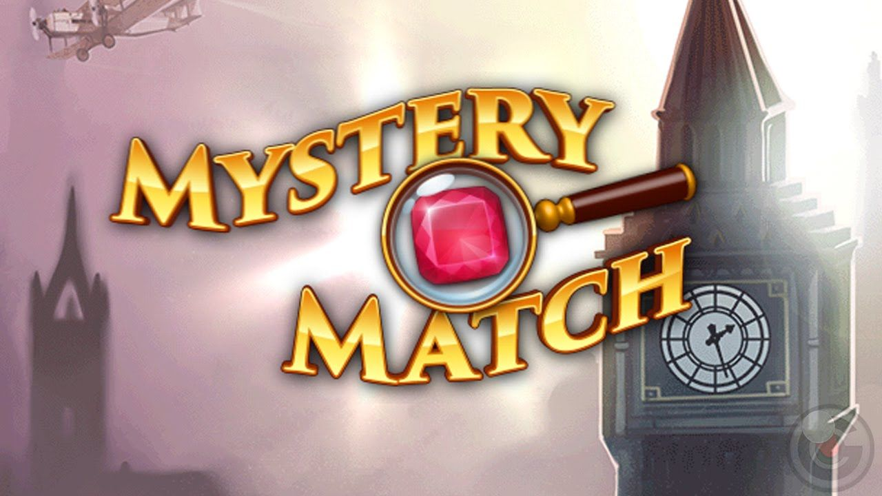 """""""Mystery Match"""" iPhone/iPod Touch/iPad Game from Outplay"""