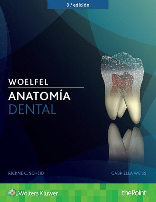 Woelfel: Anatomía Dental. 9ª ed. https://shop.lww.com/Woelfel ...