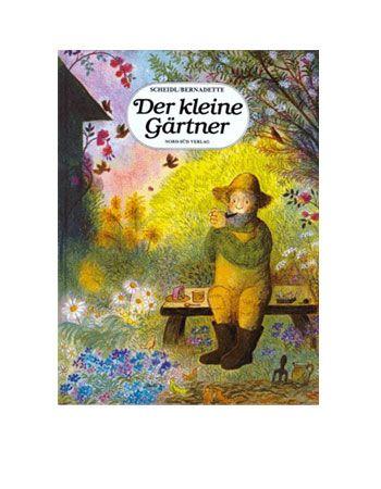 The Little Gardener, illustrated by Bernadette Watts