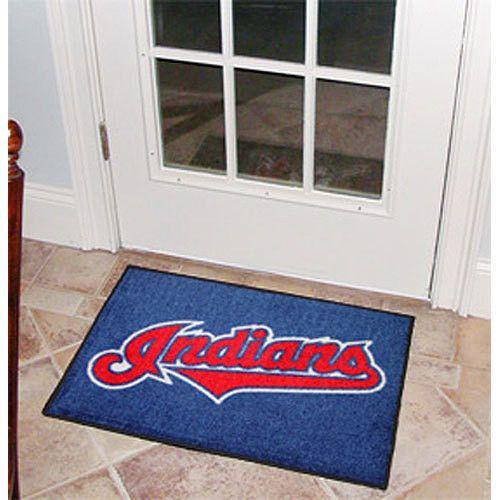 Cleveland Indians MLB Starter Floor Mat (20x30)