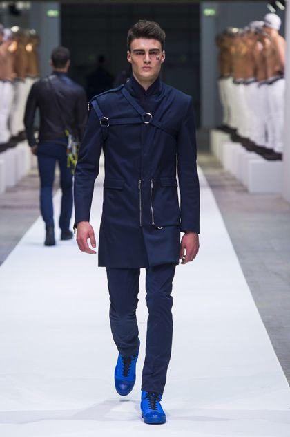 Dirk Bikkembergs Menswear Fall Winter 2015 Milan