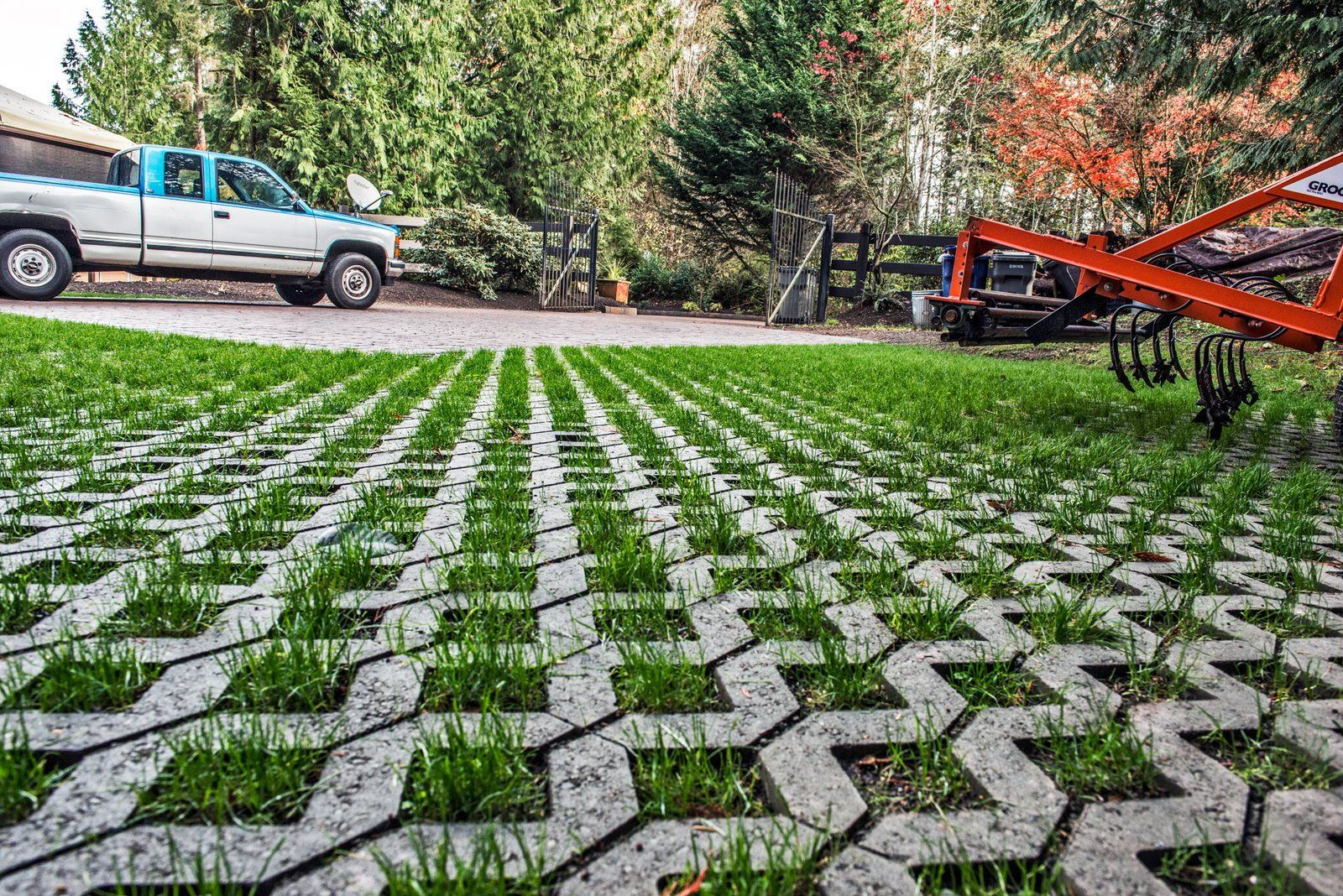 Related Image Grass Pavers Driveway Permeable Pavers Grass Pavers