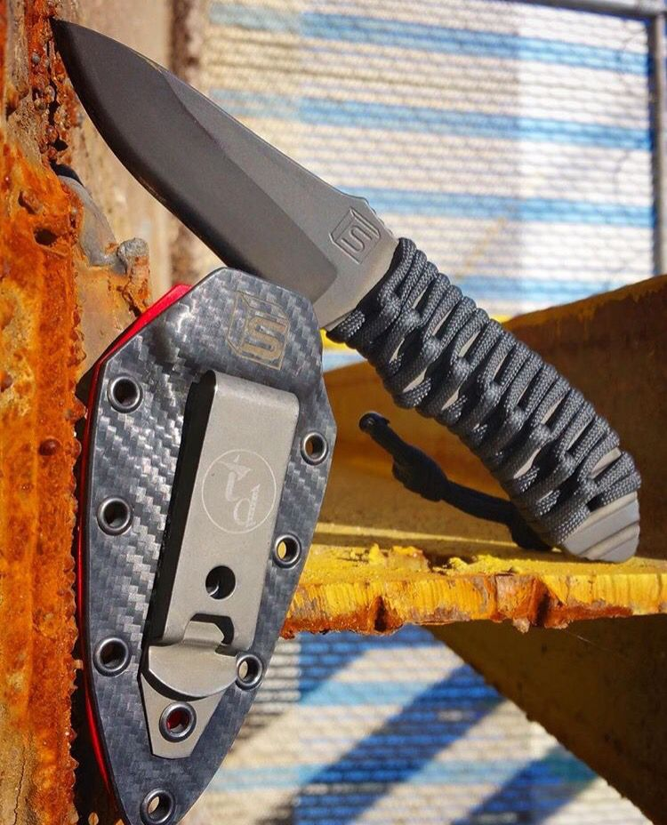 SAI BLK Edged Weapon | Sharp Stuff | Knife making, Survival knife, Blade
