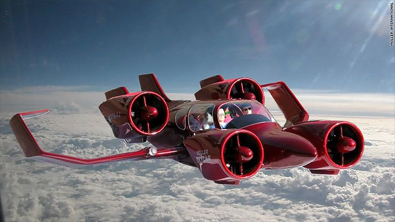 Flying Car Companies Aim For Takeoff In Flying Car Cars - Cool car companies