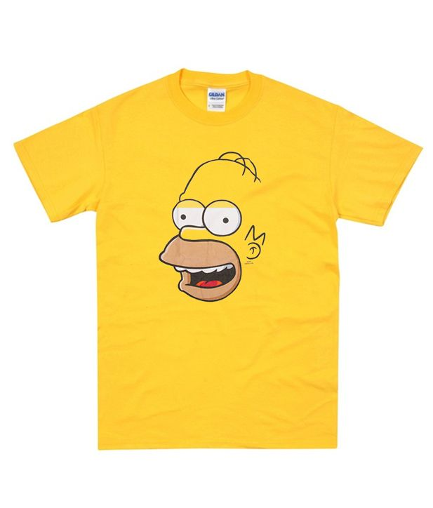 d59022c1 Vintage Homer Simpson 90s Cartoon T Shirt from clothzee.com This t-shirt is  Made To Order, one by one printed so we can control the quality.