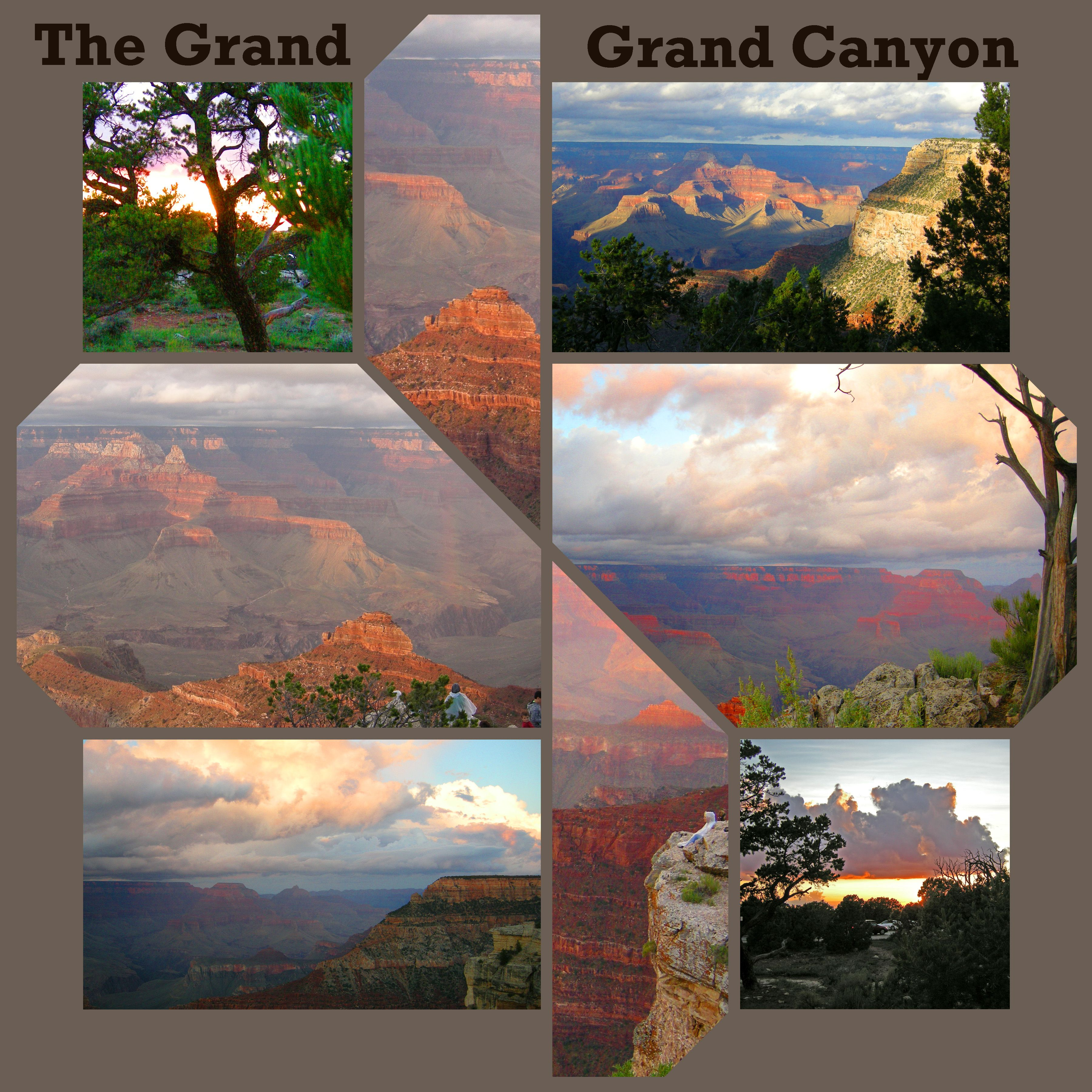 grand canyon layout by sandra b king created using lea france digital stained glass. Black Bedroom Furniture Sets. Home Design Ideas