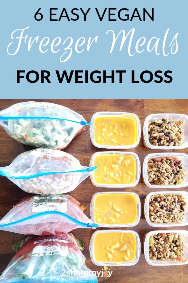 Vegan Freezer Meal Prep: 24 Servings For Under $37 images