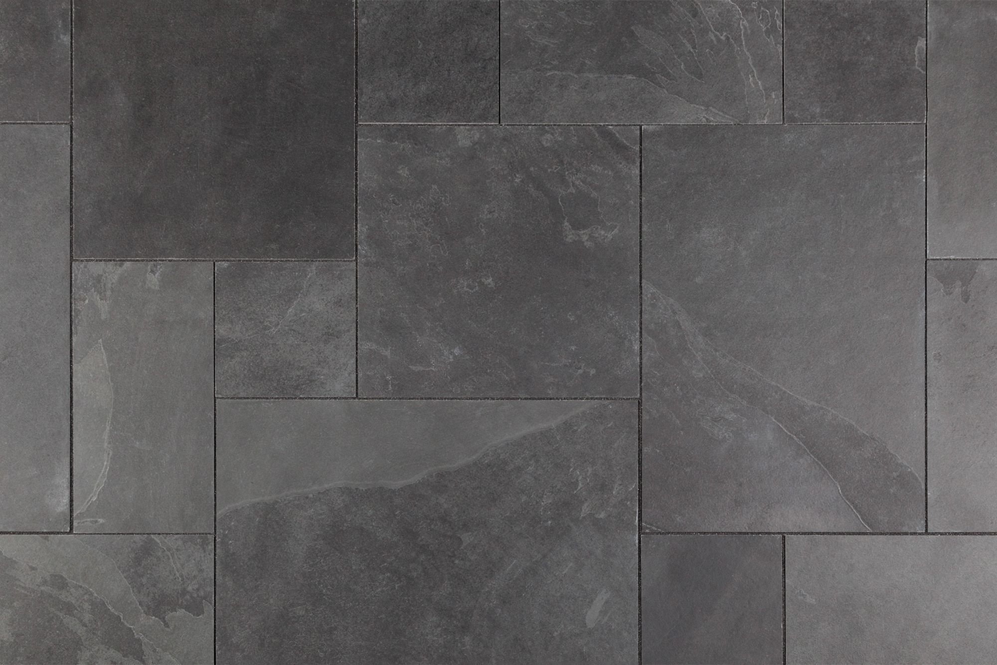 Image Result For Black Limestone Herringbone Pattern
