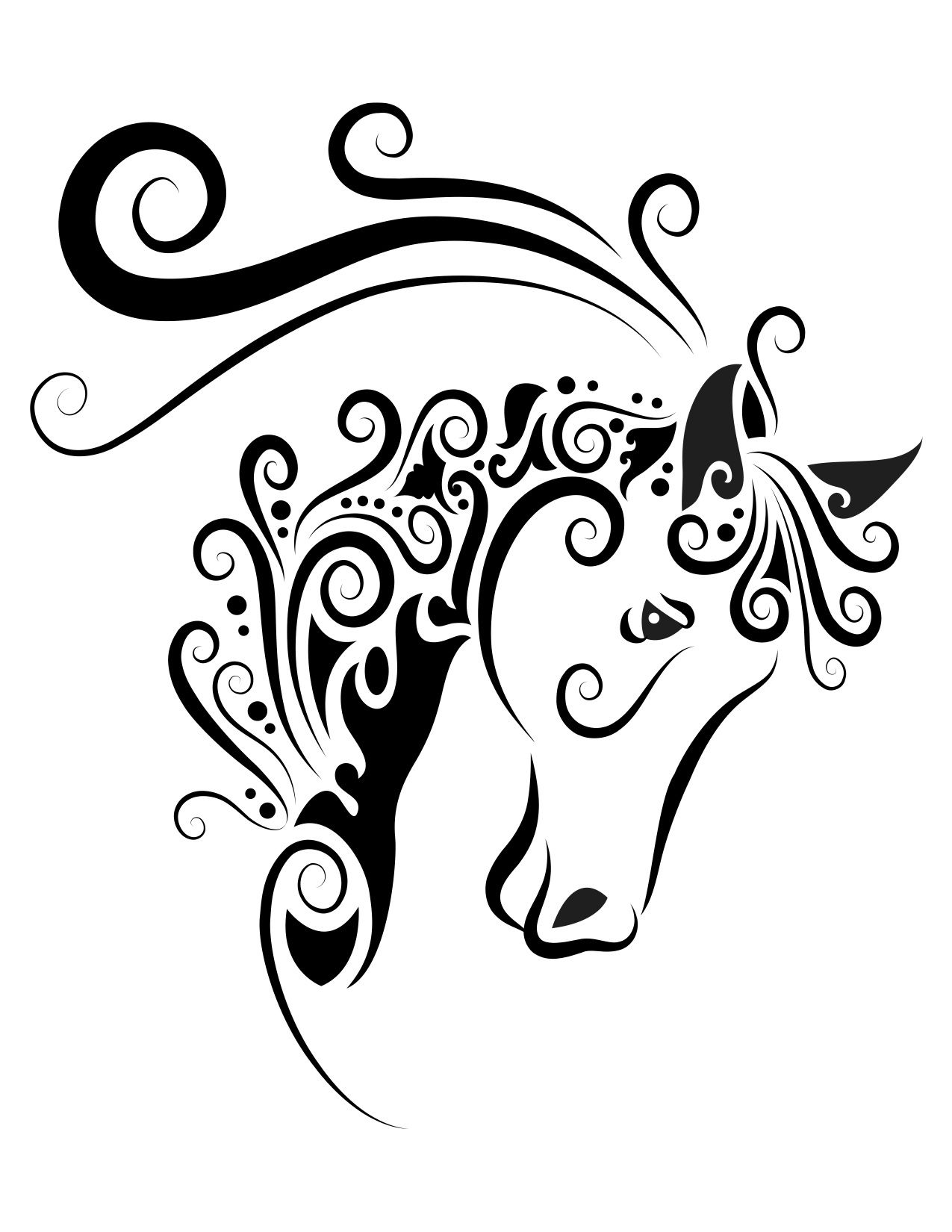 Pin by g n on vintage type pinterest horse head horse and cricut
