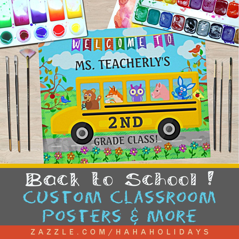 Teachers Backtoschool Bus School Elementaryschool