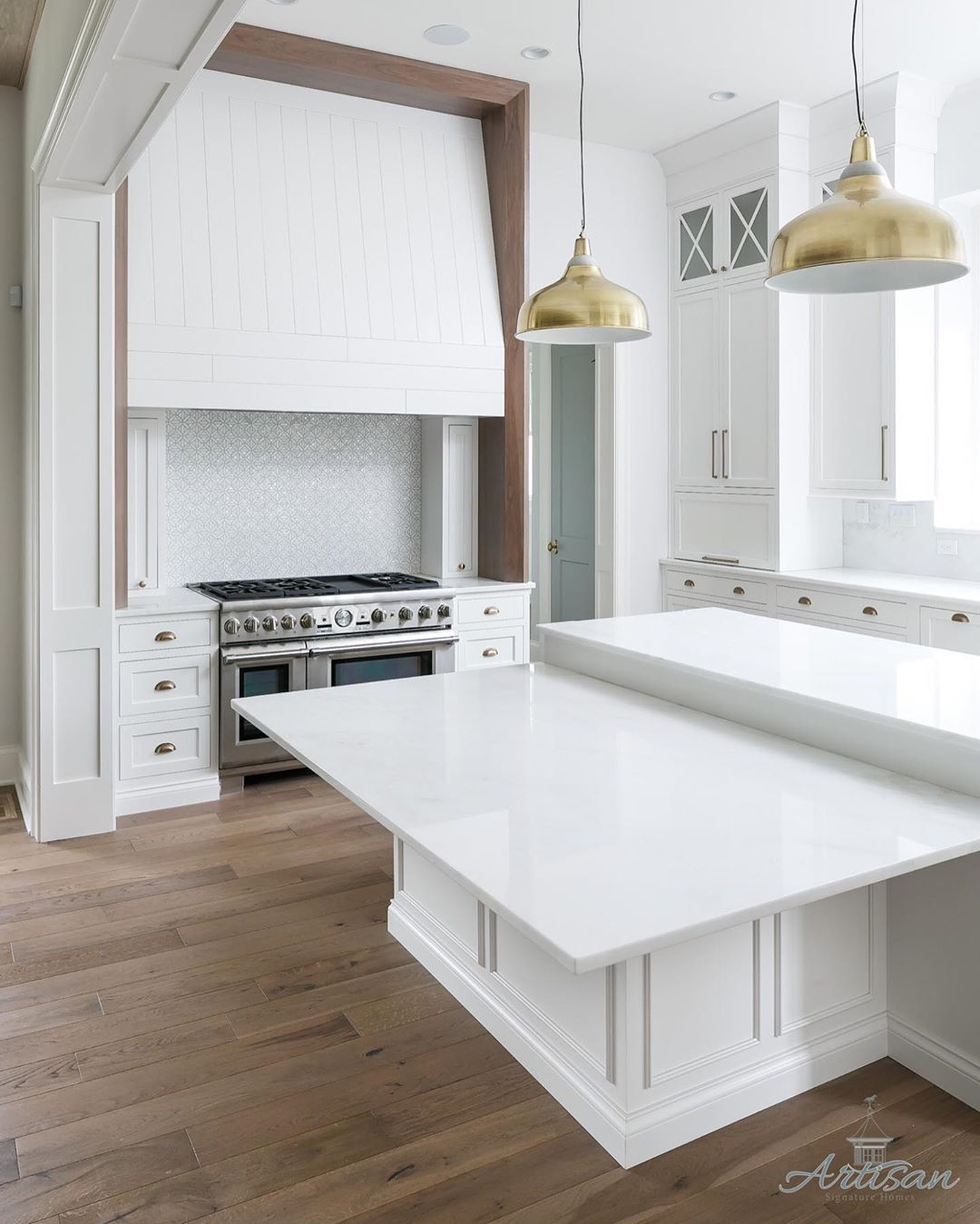 J A S O N B L A C K On Instagram What Do You Guys Think Of Incorporating The Breakfast Room Table Into The Kitchen I Beautiful Kitchens Kitchen Remodel Home