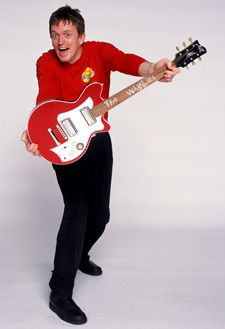 Murrays Guitar The Wiggles 1 Fan Pinterest