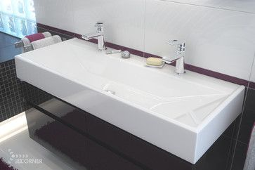 Double Faucet 90 Or 120 Long Sink Sink Bathroom Sink Bathroom Layout
