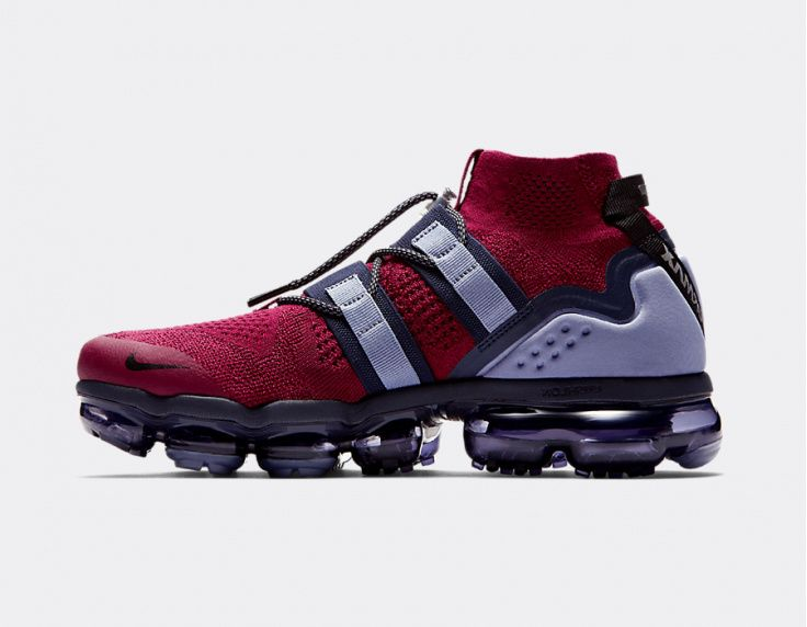 6962c1c8c9c1 Air Vapormax Flyknit Utility - Team Red