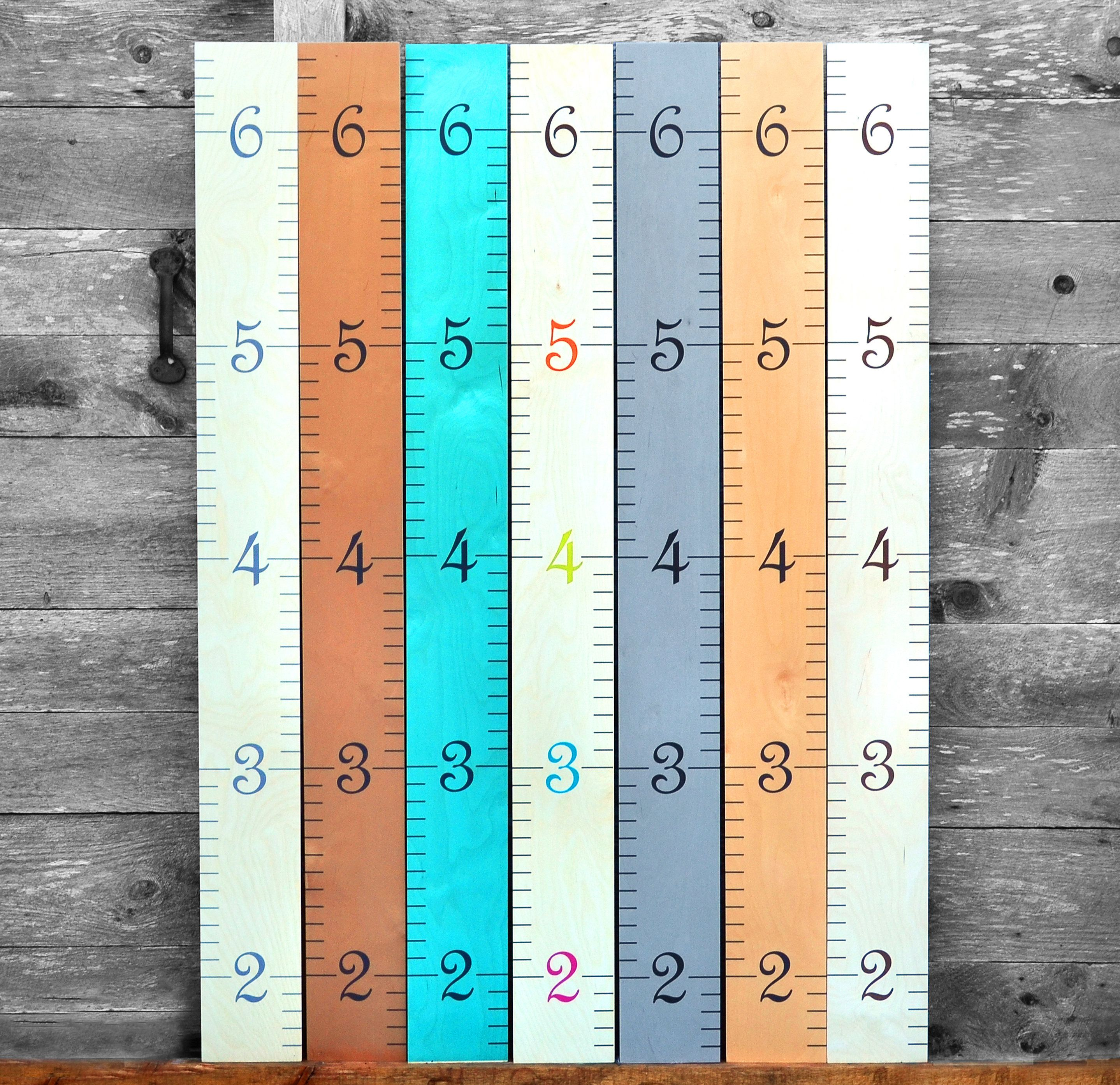 Wooden ruler growth chart kids wood height chart personalized wooden ruler growth chart kids wood height chart personalized child wall hanging ruler nvjuhfo Images
