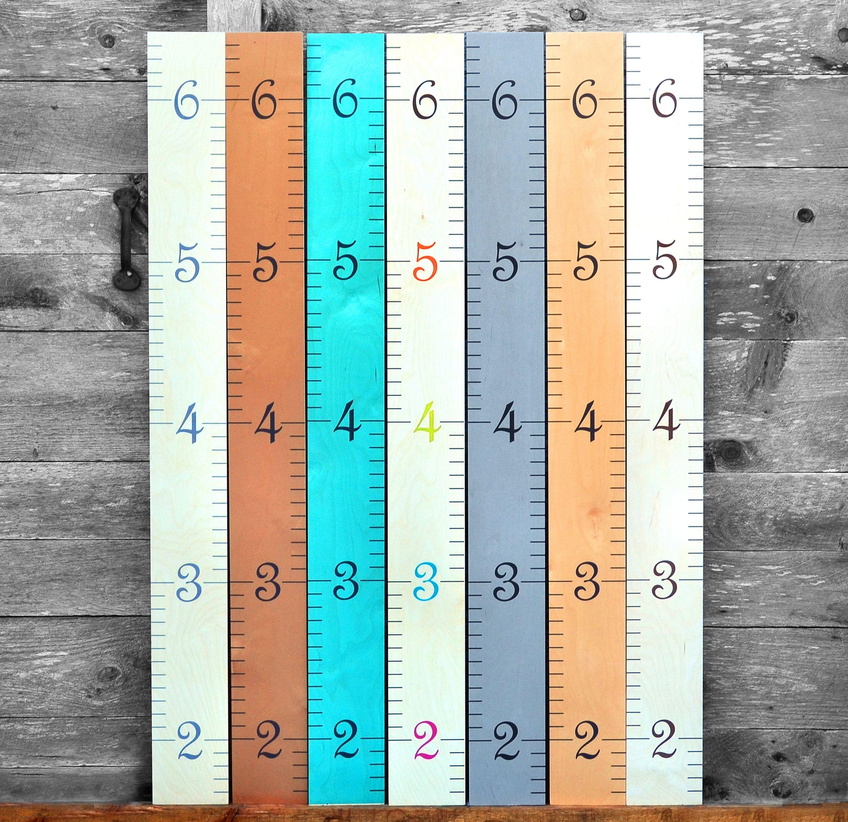 Wooden ruler growth chart kids wood height chart personalized wooden ruler growth chart kids wood height chart personalized child wall hanging ruler nvjuhfo Choice Image