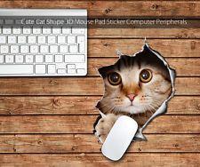 Cientos de ofertas con descuento y envío Gratis >>> 3D Mouse Pad Sticker Cute Cat Shape Visita nuestra Ebay stores >>>