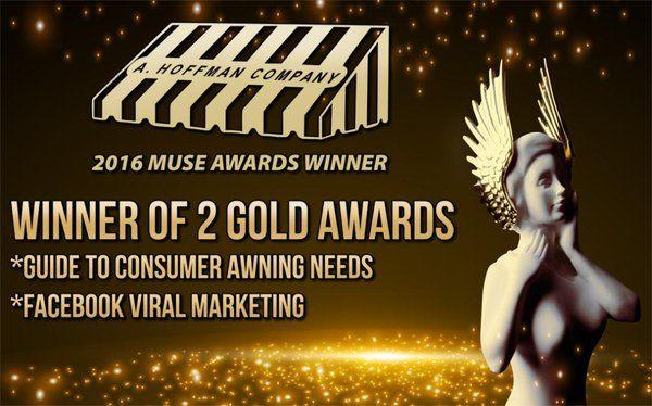 """A.Hoffman Awning on Twitter: """"2016 Muse Creative Awards GoldWinner https://t.co/SJl2TYbF6d https://t.co/5qWdlSVHBR"""""""