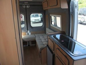 Planning Any Camper Van Conversion Is Essential Description From Wheelchairvvans I Searched