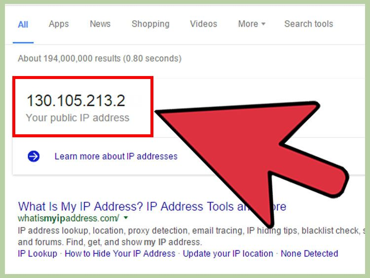 7 Ways To Find Out Your Ip Address Ip Address How To Find Out Router Configuration