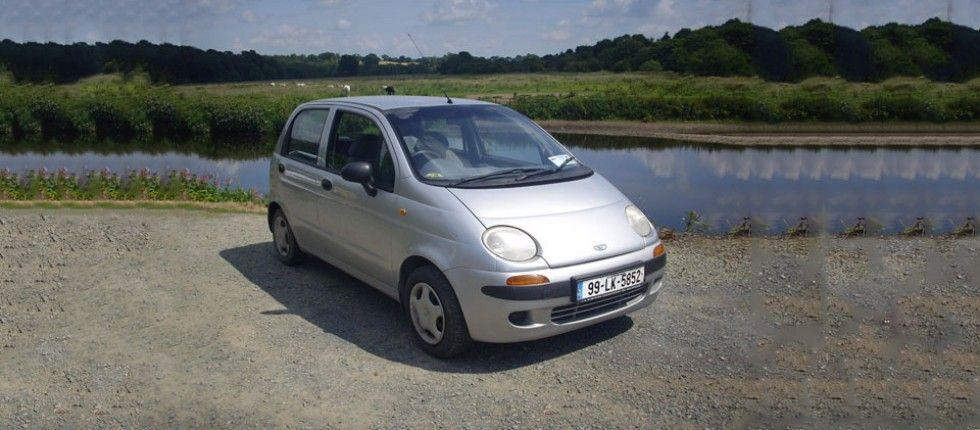 Daewoo Matiz E Oradea Rent A Car Auto