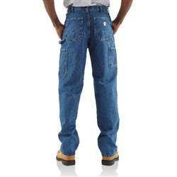 Men's Double-Front Logger Dungaree