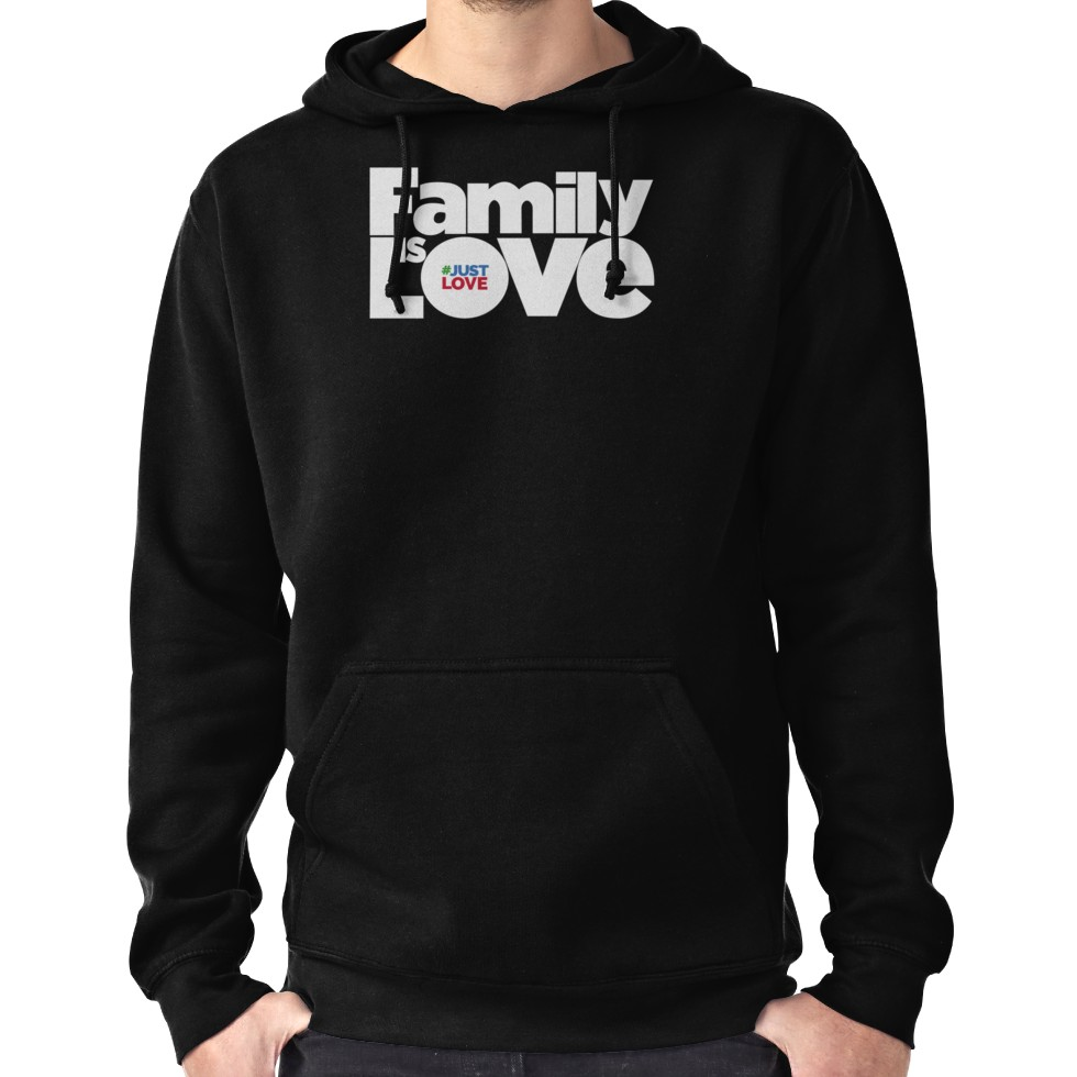 617661c0f9 ABS CBN Family Is Love TFC Hoodie (Pullover) | Products | T shirt ...