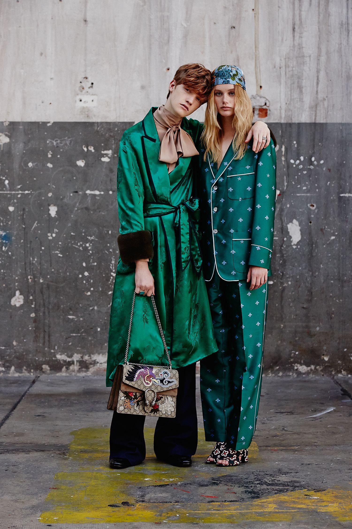 Como Alessandro Michele está subvertendo os limites do gênero na Gucci