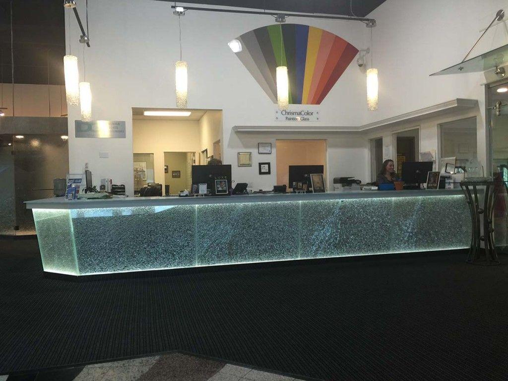 Denver Showroom | Custom Glass | Denver Glass Interiors