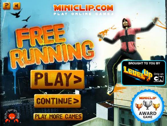 Play Run Free Running
