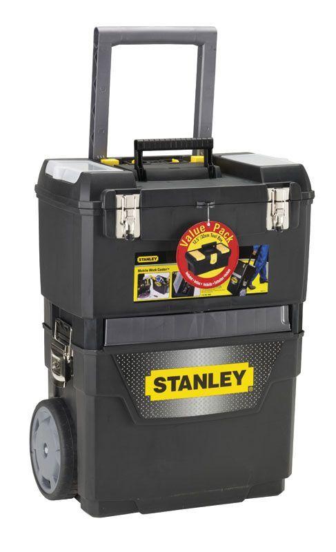 Stanley 1 93 968 Tekerlekli Takım çantası ürünler Ve Takı