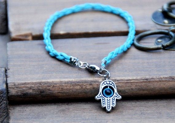 Hamsa to protect from the evil eye- my family is big on these! $5.00