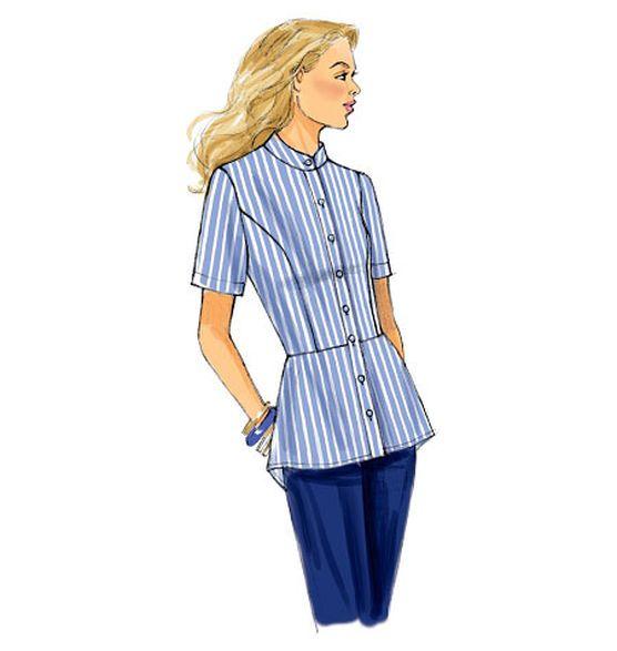 Mccall Pattern B6097 14-16-18-2-Butterick Pattern | Utena Tenjou ...