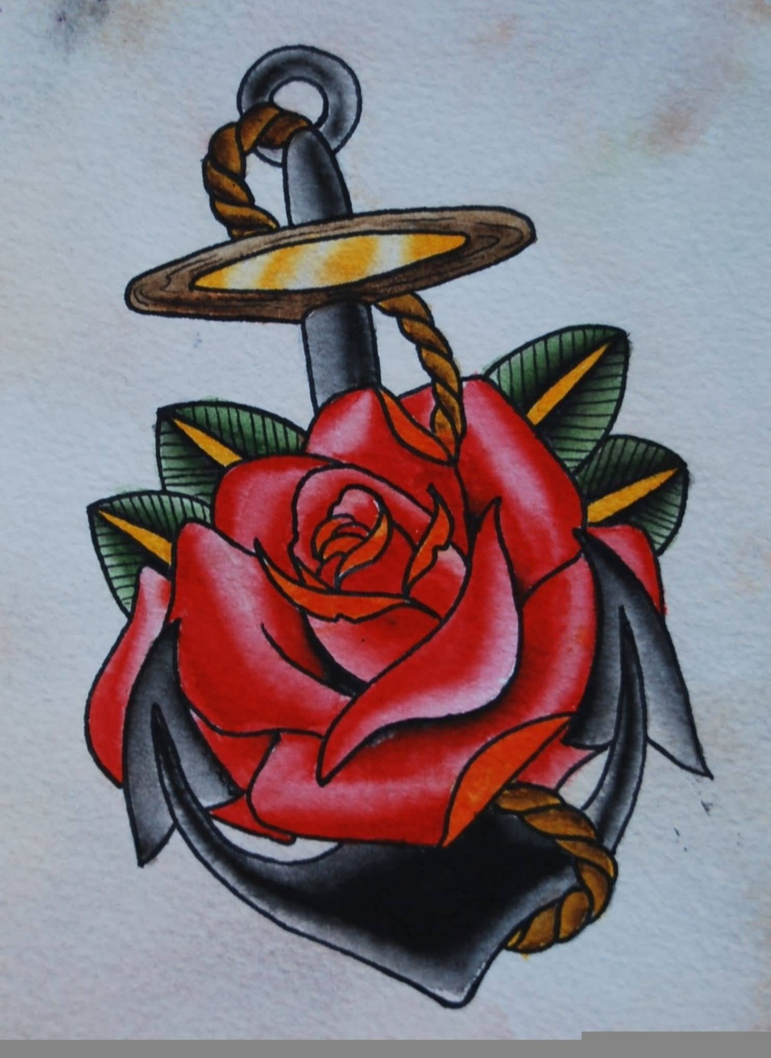 Rose Tattoo History, Ideas, and... - TatRing - Tattoos & Piercings