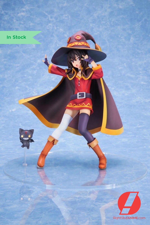 Megumin (5thrun) KonoSuba Figure Anime figures, Megumin