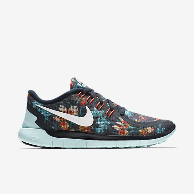new concept 2d95a 86aab Floral fluidity   Nike Free 5.0 Photosynthesis Men s Running Shoe   Nike